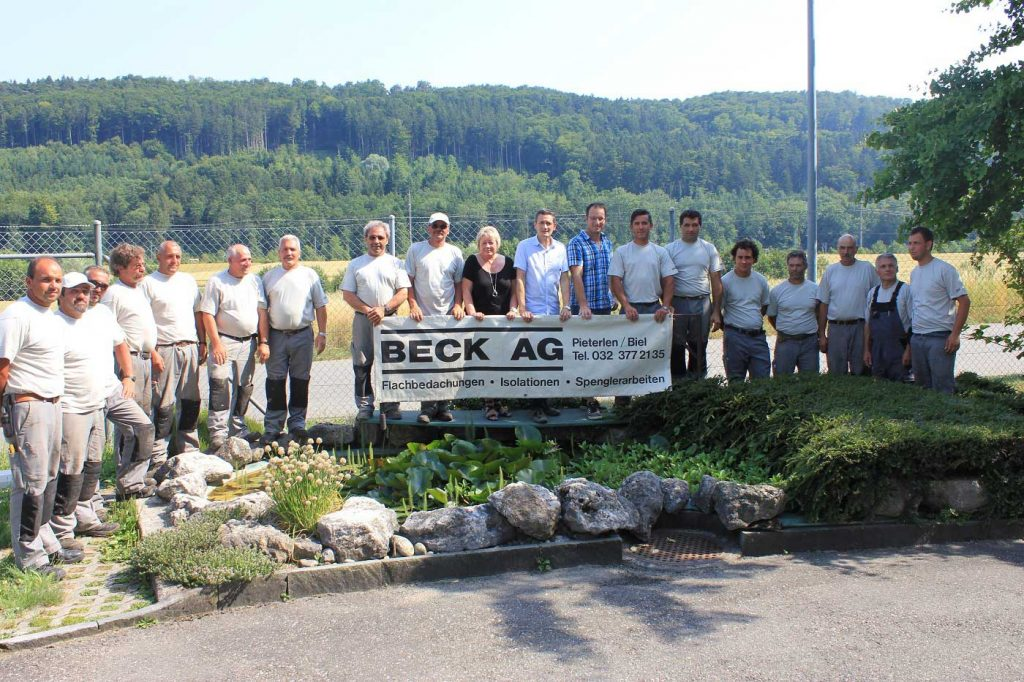 Beck AG Team